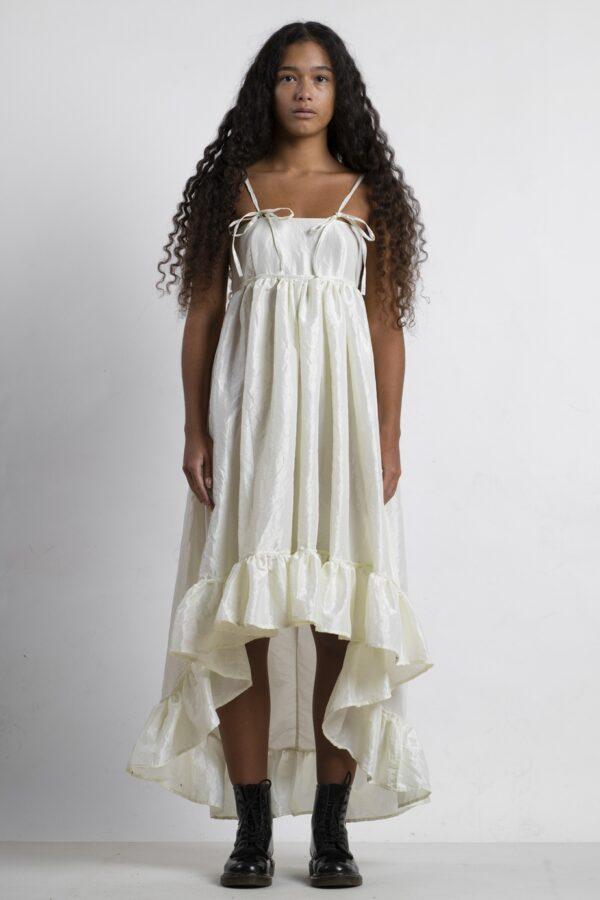 JULIA – WHITE DRESS