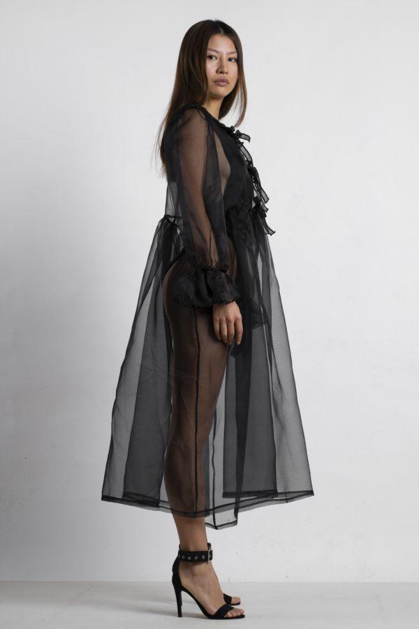 MARA – BLACK DRESS