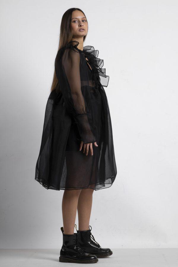 DIANE – BLACK DRESS