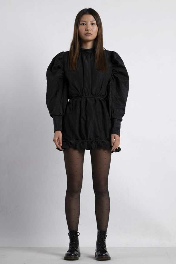 ANNA – BLACK DRESS