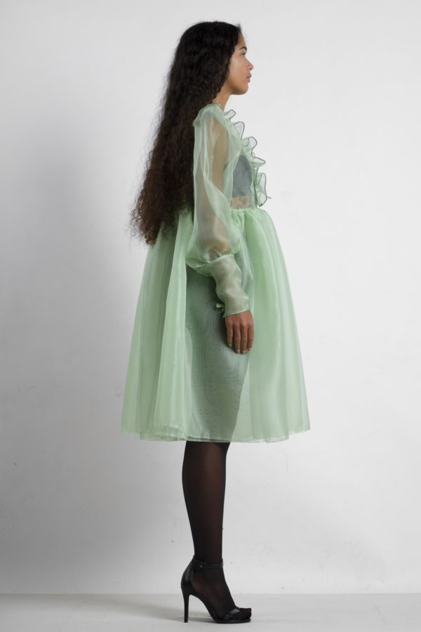 DIANE – MINT DRESS
