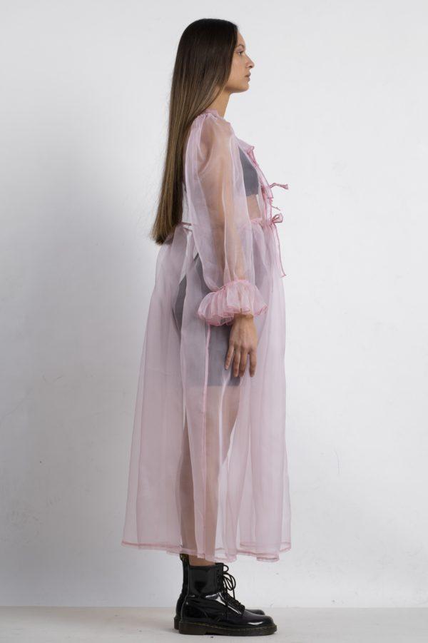 MARA – LIGHT PINK DRESS