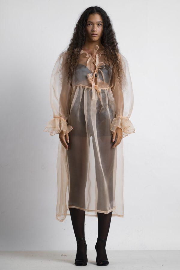 MARA – NUDE DRESS