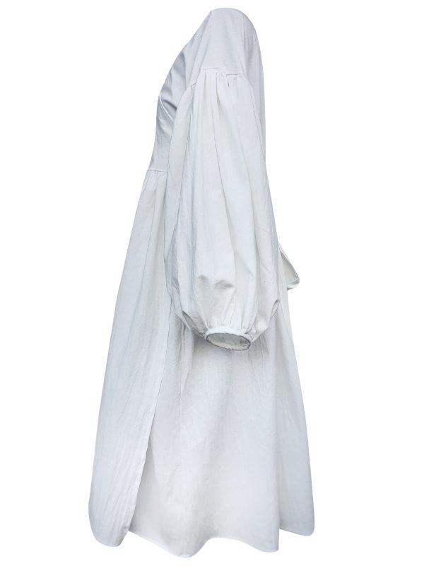 ALYSSA – WHITE DRESS