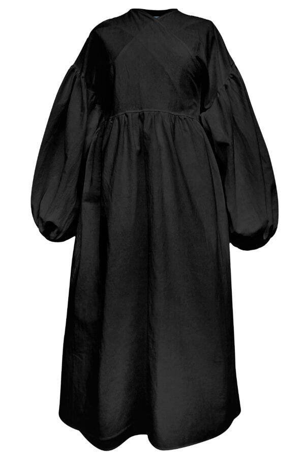 ALYSSA – BLACK DRESS