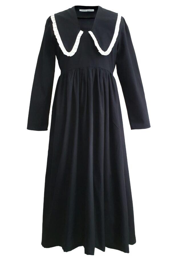 AURORA –  BLACK DRESS