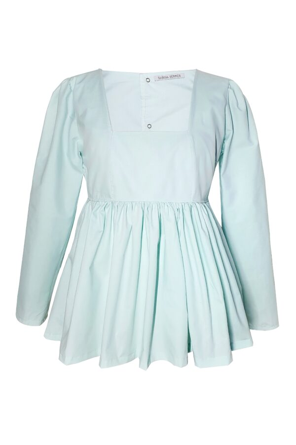 MONA – MINT SHIRT