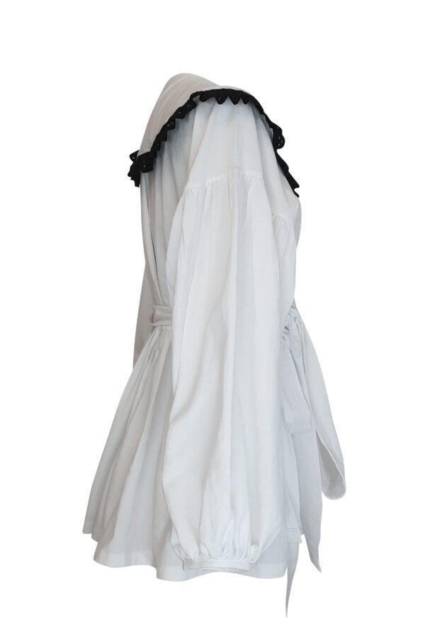 DINA – WHITE SHIRT