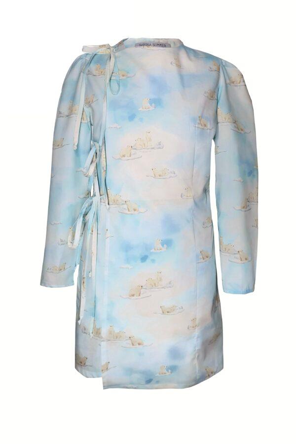 BINA – POLAR DRESS