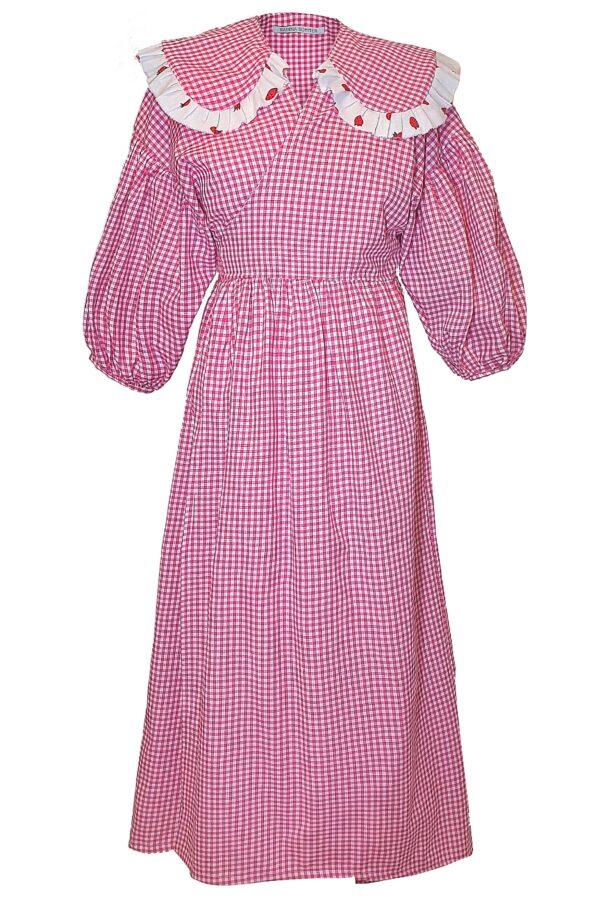 ANAYA – PINK DRESS