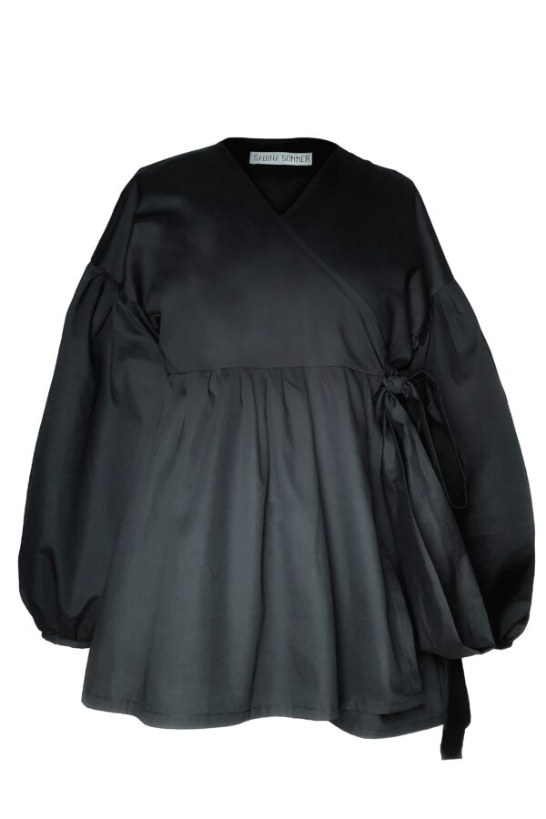 ALINA – BLACK SHIRT