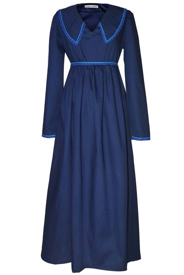 ILVANA –  NAVY DRESS