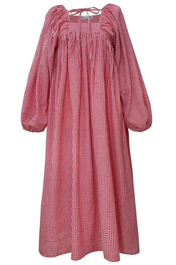 BELMA – RED DRESS